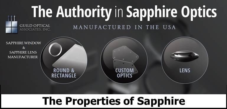 Properties of Sapphire